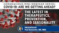 Therapeutics, Prevention and Seasonality
