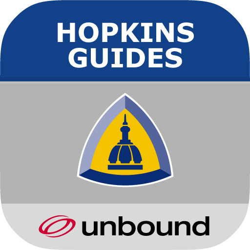 Purchase Johns Hopkins Guides